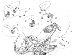 BODY - LOCKS - Fuel filler cap