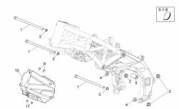 Frame - Frame II - Aprilia - SCREW (CYLINDER HEAD)