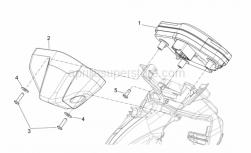 Frame - Dashboard - Aprilia - Dashboard lockup