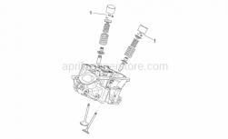 Engine - Valves Pads - Aprilia - Pad 2,425