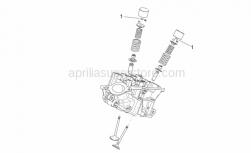 Engine - Valves Pads - Aprilia - Pad 2,5