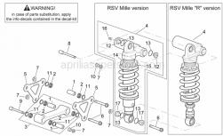 Hex socket screw M10x74
