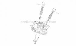 Engine - Valves Pads - Aprilia - Pad 3,050