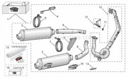 LH manifold pipe Titan