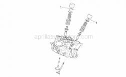 Engine - Valves Pads - Aprilia - Pad 2,3