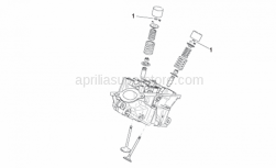 Engine - Valves Pads - Aprilia - Pad 2,625