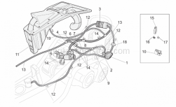 Frame - Fuel Vapour Recover System - Aprilia - Valve