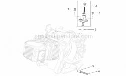 Screw w/ flange M6x16