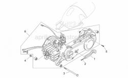 Engine - Engine - Aprilia - Self-locking nut