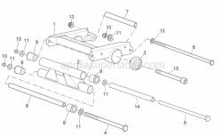 HEX SOCKET SCREW M12X90
