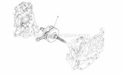 Engine - Drive Shaft - Aprilia - CRANKSHAFT KAT 1