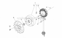 Engine - Cdi Magneto Assy - Aprilia - FAN