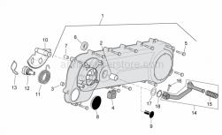 Plug for checking starter motor