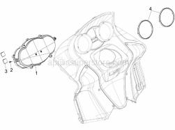 Aprilia - TBCIC Screw 3,8x16 - Image 1
