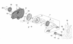 Engine - Cdi Magneto Assy - Aprilia - Rotor