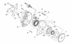 Ignition unit+Sprag clutch