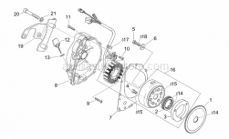 Engine - Ignition Unit - Aprilia - Break washer a6