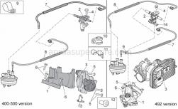 Clamp (starter motor)