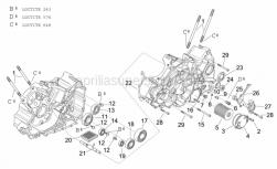 Engine - Crankcases II - Aprilia - Magnetic drain plug M12x1,5