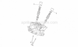 Engine - Valves Pads - Aprilia - Pad 2,525