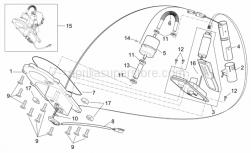 Frame - Fuel Pump I - Aprilia - Gasket ring