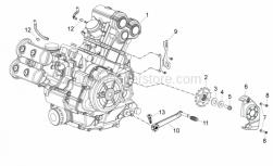 29 - Engine - Aprilia - Plate