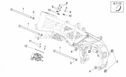 28 - Frame Ii - Aprilia - Hose clamp 155x2