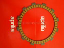 Engine - Clutch I - Aprilia - Lined clutch disc