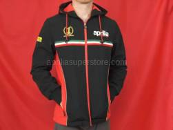 Apparel - Jackets - Aprilia Accessories - Aprilia World Superbike Hooded Soft Shell Jacket