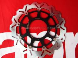 OEM Frame Parts Schematics - Front Wheel - Aprilia - Front brake disc d.320