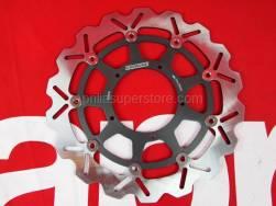 Frame - Front Wheel Ii - Aprilia - BRAKE PLATE