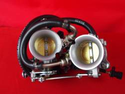 Engine - Throttle Body - Aprilia - Throttle body assembly SXV 450