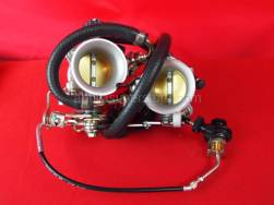 Engine - Throttle Body - Aprilia - THROTTLE BODY