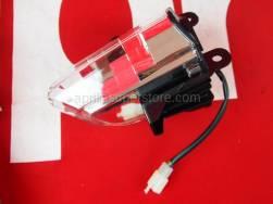 OEM Frame Parts Schematics - Rear Lights - Aprilia - Taillight
