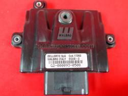 Frame - Electrical System - Aprilia - Electronic control unit (ecu)