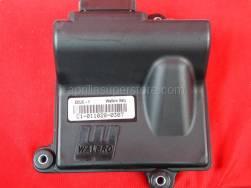 Frame - Electrical System I - Aprilia - Electronic control unit