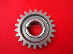 OEM Engine Parts Schematics - Drive Shaft - Aprilia - Pinion, Z22, Drive Shaft RXV/SXV 2006-2011