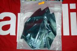Tuono v4 - OEM Tuono 1000 V4 R APRC ABS 2014 PARTS - Puig - Puig Racing Windscreen in Dark Smoke for the '11-'14 Aprilia Tuono V4