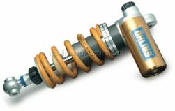 Accessories - Acc. - Cyclistic Components - Aprilia - Shock absorber Ohlins-Alu