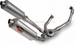 Exhaust kit assy Akra.EVO6