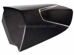 Accessories - Acc. - Special Body Parts - Aprilia - Cover pillion rider seat,carb., ABOLISHED BY APRILIA, NO LONGER AVAILABLE
