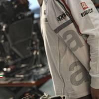Apparel - Shirts - Aprilia - T-shirt White M/C Paddock- 3XL