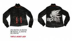 Apparel - Jackets - Aprilia - TURTLE JACKET LADY - S
