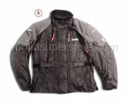 Apparel - Jackets - Aprilia - 2004 BLACK CORDURA JACKET