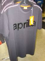 Apparel - Shirts - Aprilia - T shirt Grey XXXL