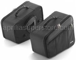 Motorcycle - Storage - Aprilia - SIDE CASES SHIVER/DORSODURO