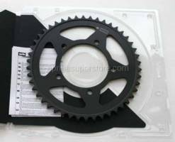 Shiver 750 - OEM Shiver 750 2008-2009 PARTS - Aprilia - Hard Annodized 46-tooth Sprocket
