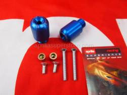 Accessories - Acc. - Cyclistic Components Ii - Aprilia - Anti.vib.weight.,blue Ergal