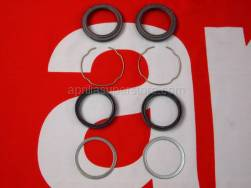 Frame - Fork Ii - Aprilia - Dust cover+oil seal kit
