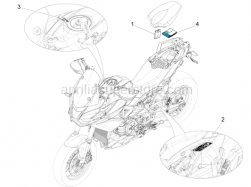 Body - Plate Set/Various - Aprilia - CHARACTERIZATION PLATES